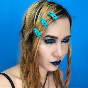 Custom Mini Clothespins Hair Clips